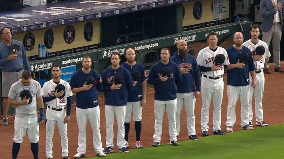 Astros Pregame Content - 8/11/18