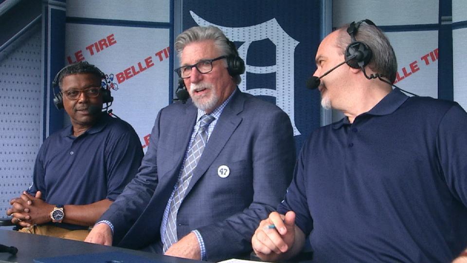 Morris talks number retirement