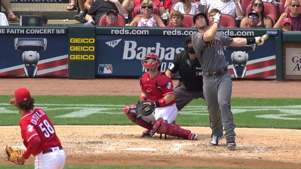 Goldschmidt's 2-run homer