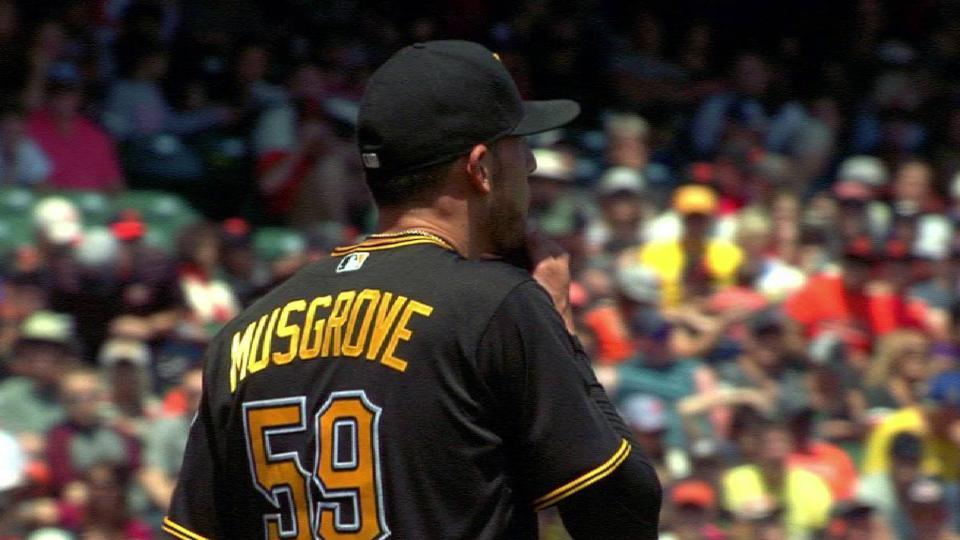Musgrove K's Crawford