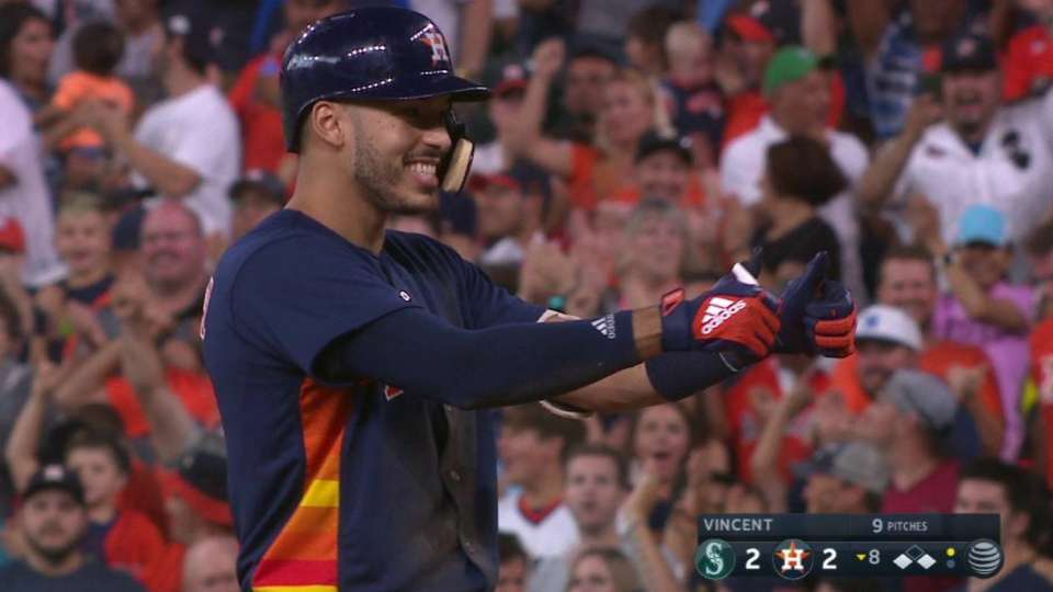Correa's game-tying single
