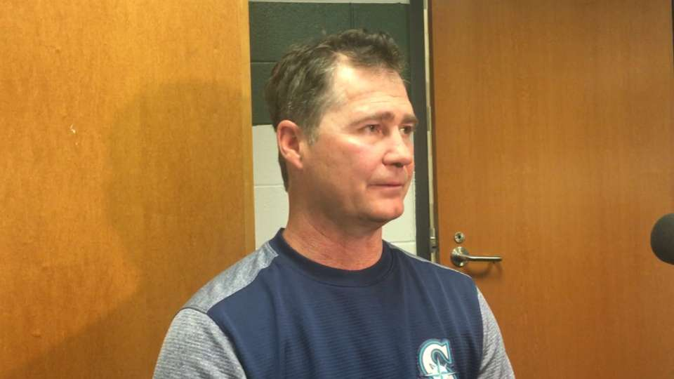 Servais on extra-inning win