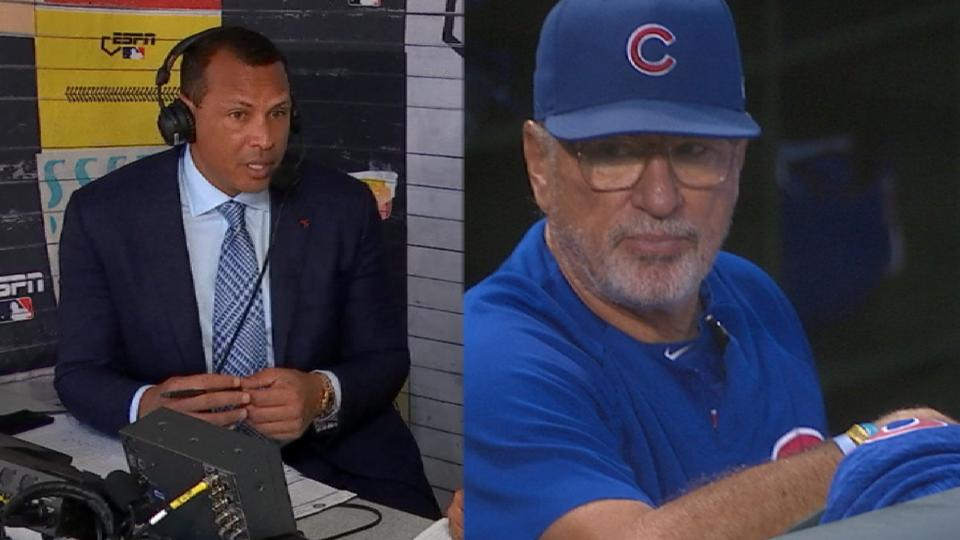 A-Rod on his talk with Maddon