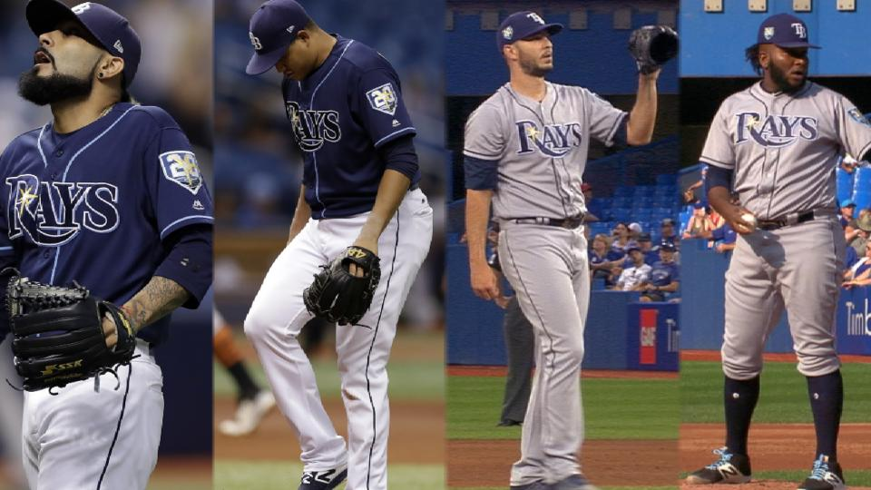 Bullpen of the Week: Rays