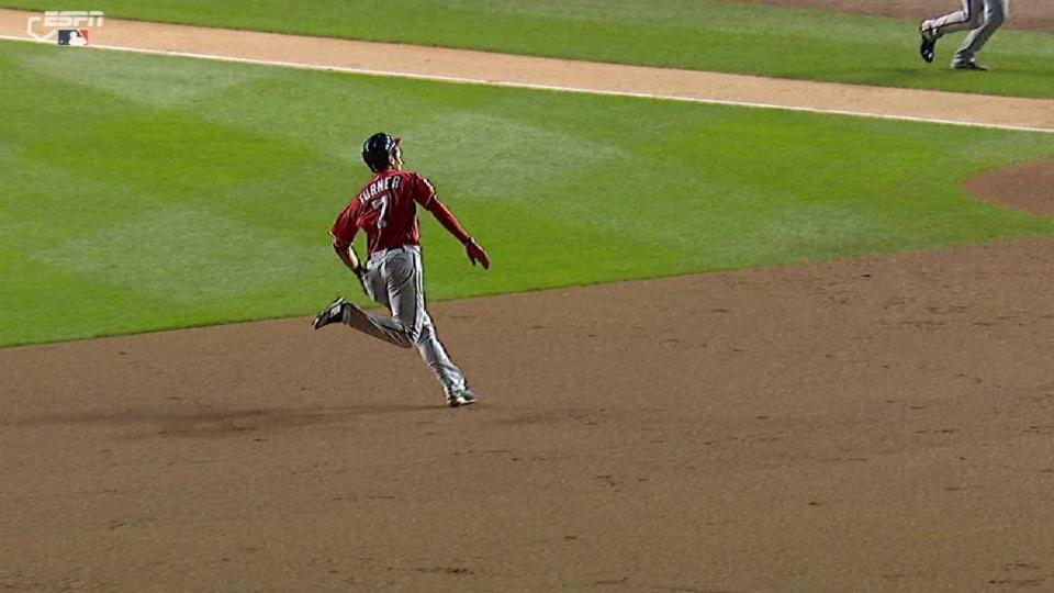 Turner's triple in the 9th