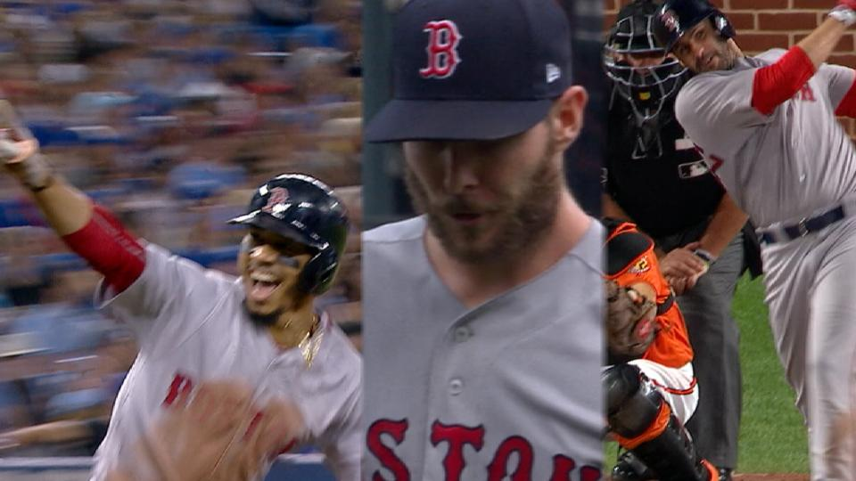 Red Sox Top 5 Plays of the week