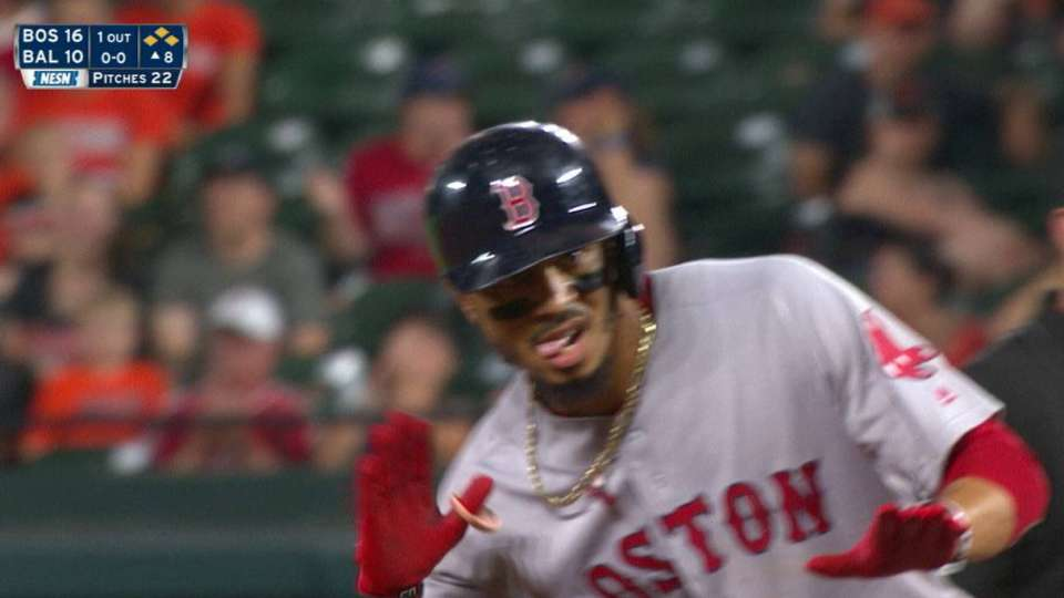 Betts' bases-clearing double