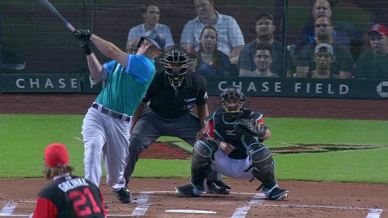 b1555ae7d Mariners unable to overcome rough 3rd in loss