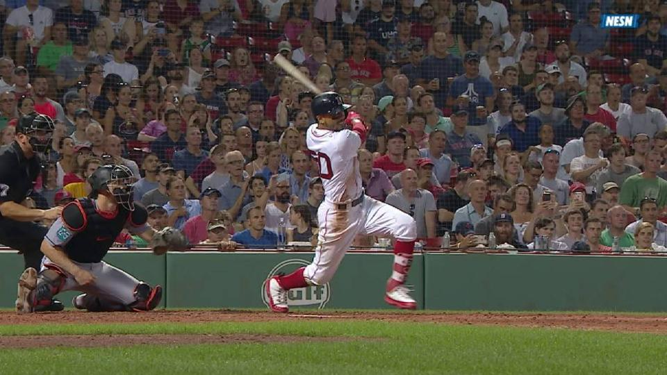 Betts' go-ahead 2-run double