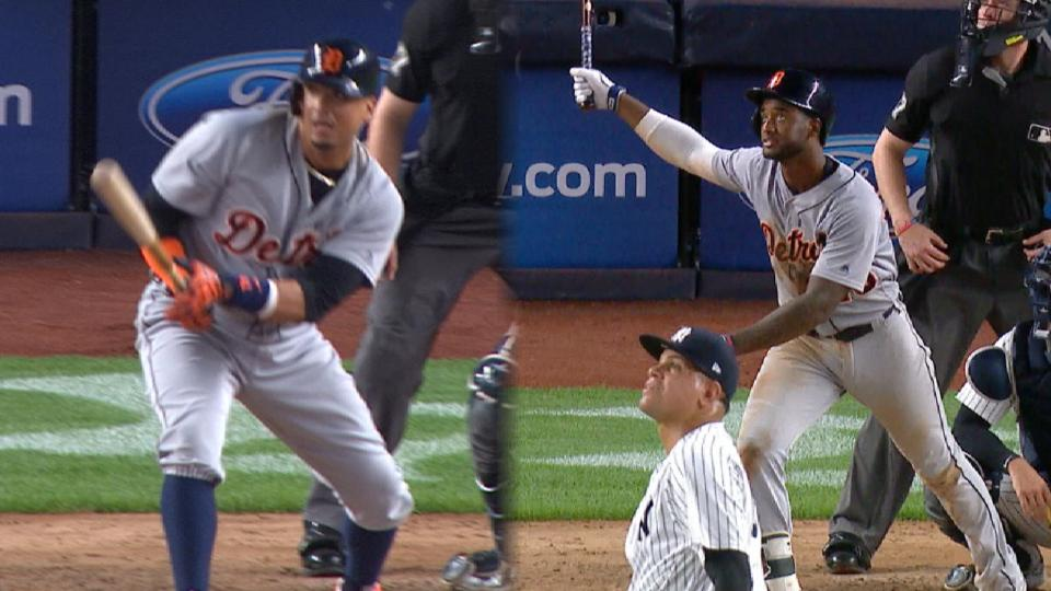 Must C: Tigers' HRs stun Yankees