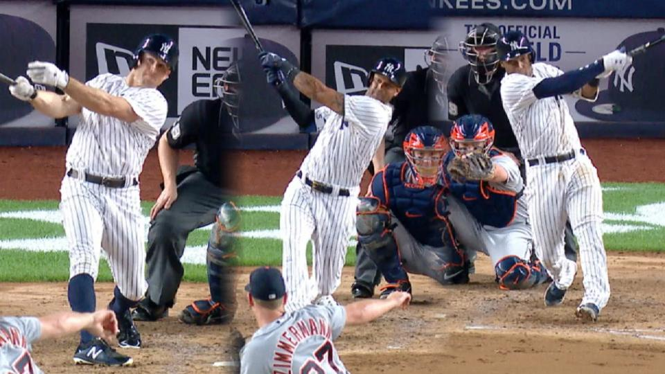 Fired-up Yanks rally for win after Boone tossed