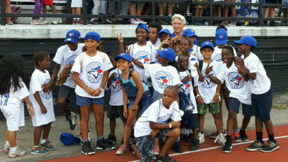 Jays Care hosts event