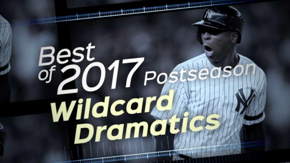 Best of 2017 Postseason: AL WC