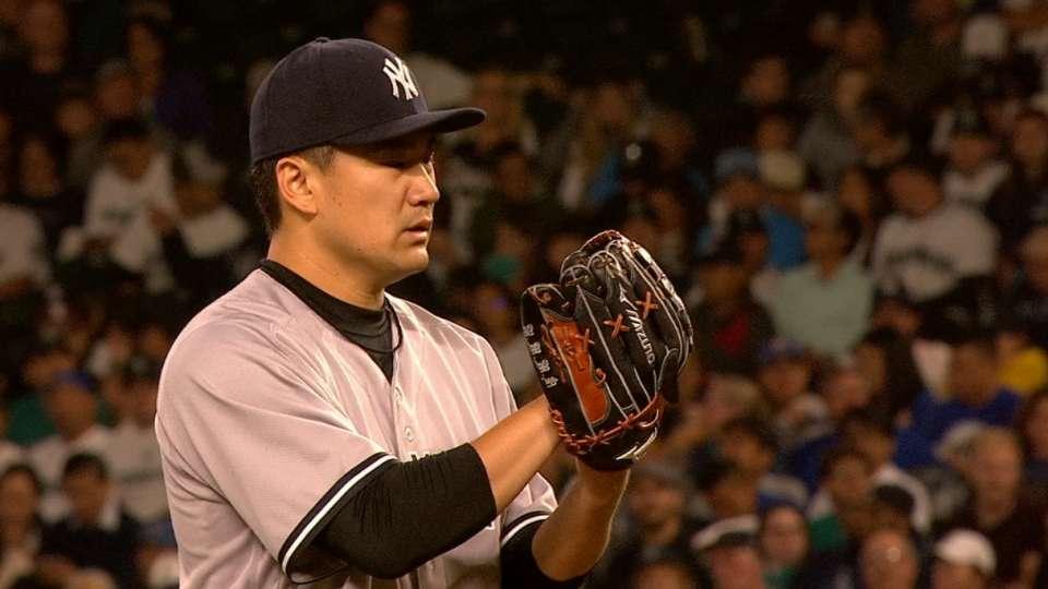 Tanaka K's 10 over 8 scoreless