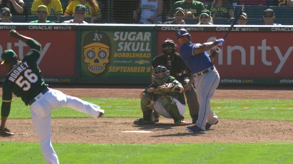 Carry the Freight: Beltre