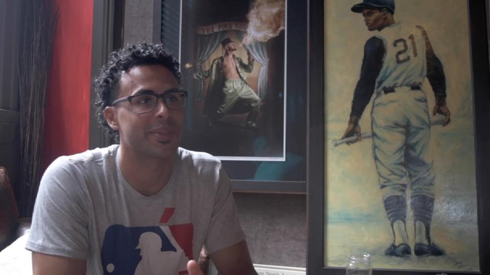 Yadiel Rivera, el Museo Clemente