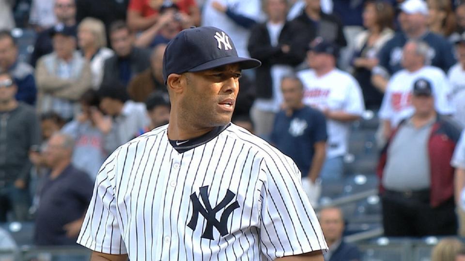 Rivera 602: full inning