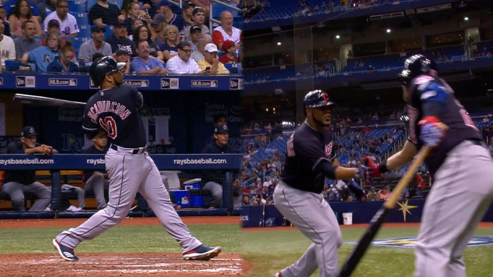 Encarnacion's 30th home run