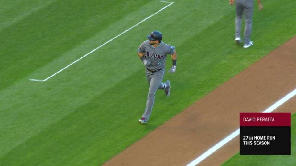 Peralta's 2-run home run