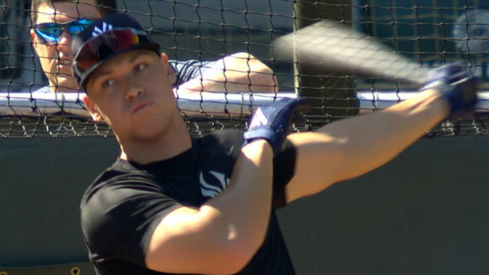 Yankees on Judge's swing, health