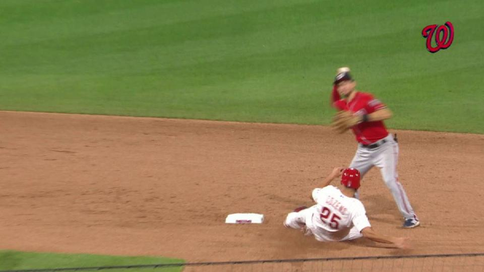 Nats turn 2 on interference