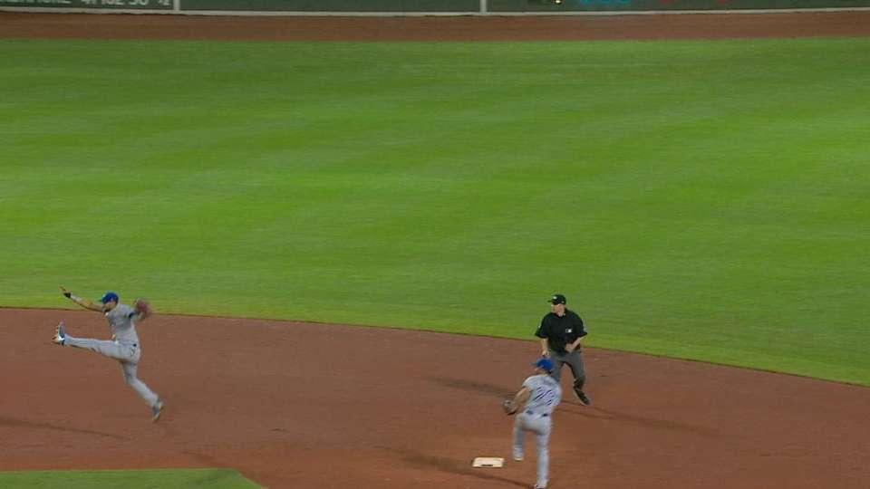 Gurriel Jr.'s leaping catch