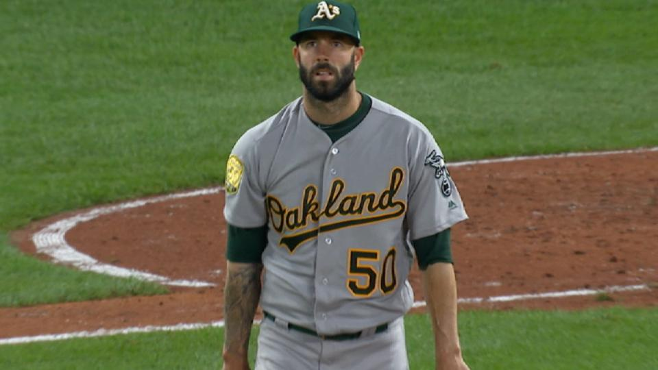 Fiers K's 7 in 6 strong frames