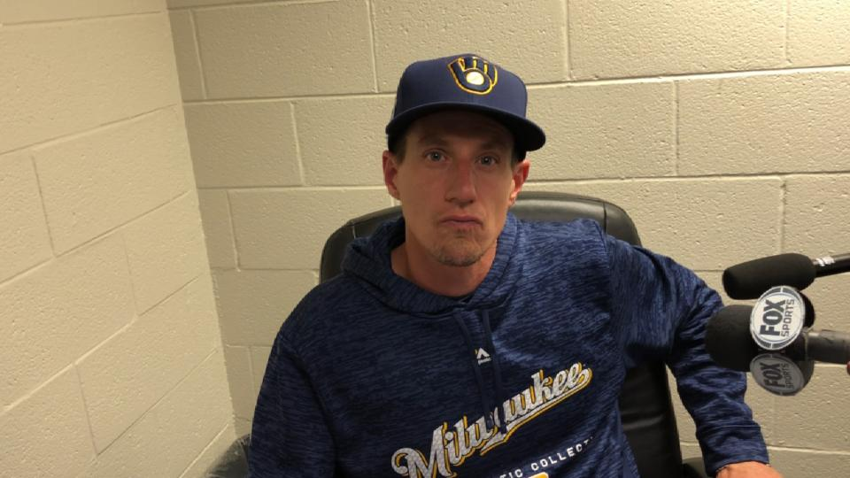 Counsell talks Chacin's outing
