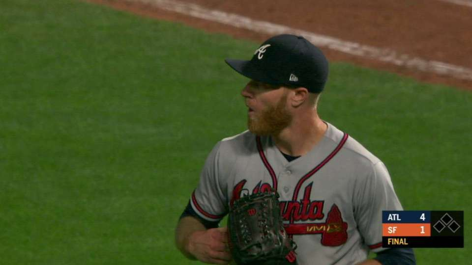 Folty wraps up complete game