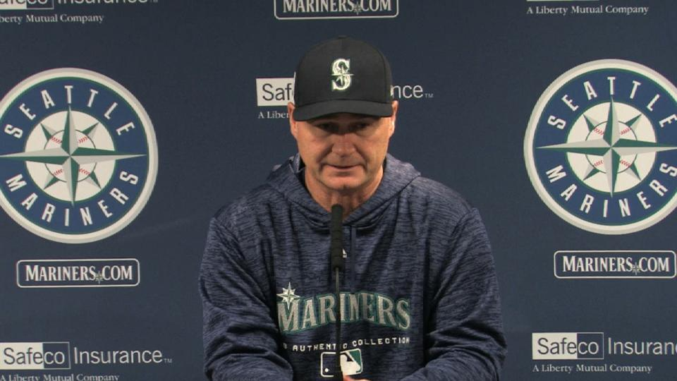 Servais on 2-1 loss