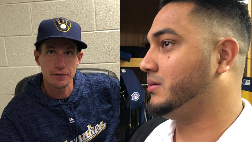 Chacin, Counsell on loss to Cubs