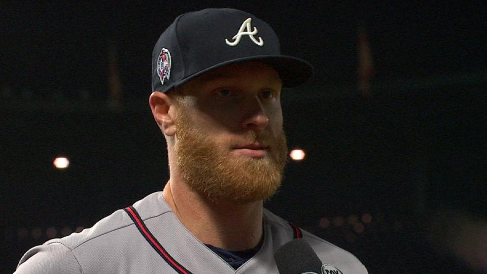 Folty on his complete game