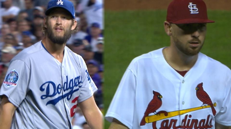 Kershaw vs. Gomber