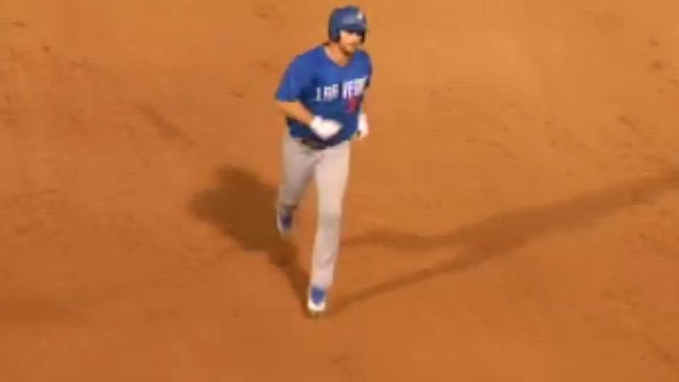 Alonso on final HR of 2018