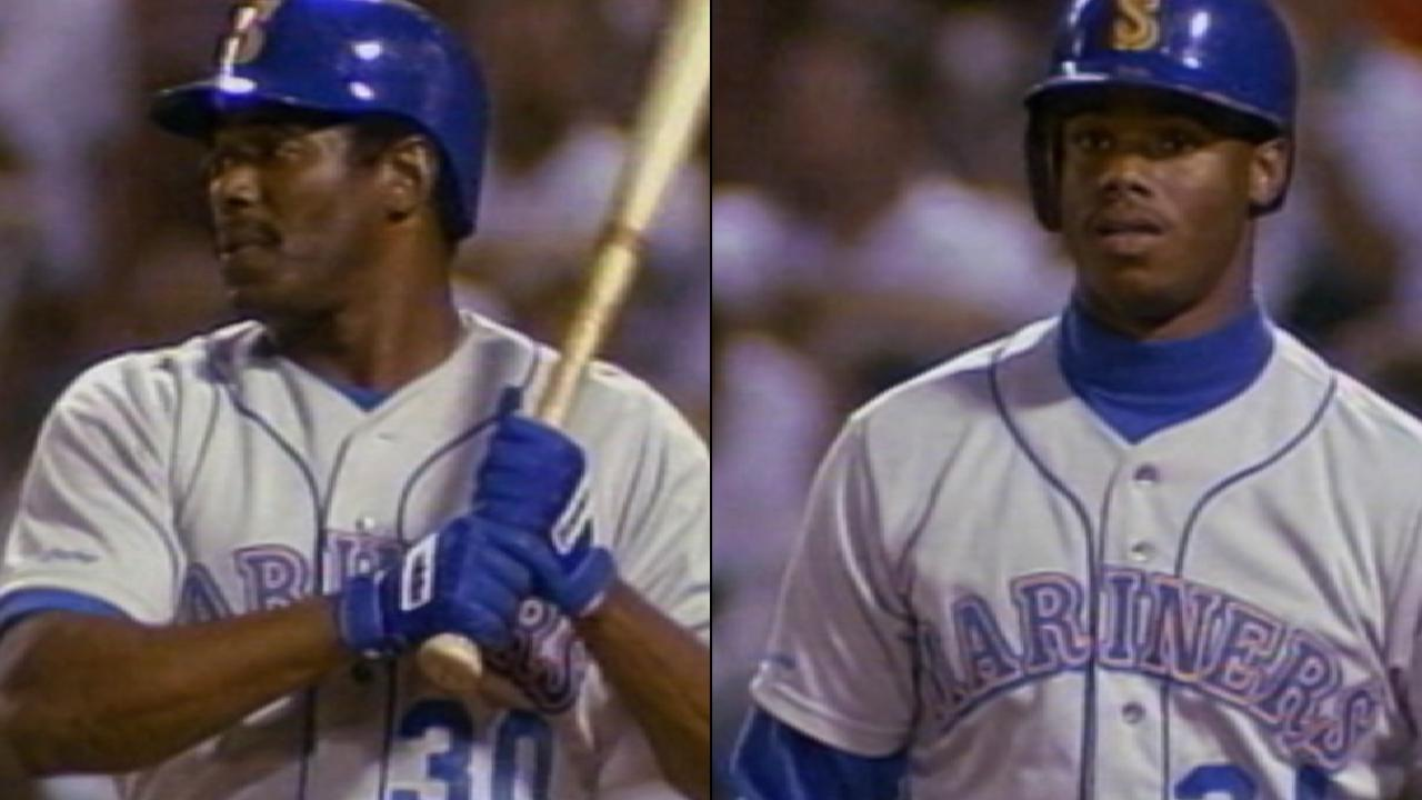 a622247ecf Here's Ken Griffey Jr. and his dad hitting back-to-back home runs