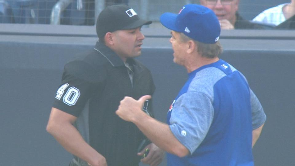 Gibbons, Maile get ejected