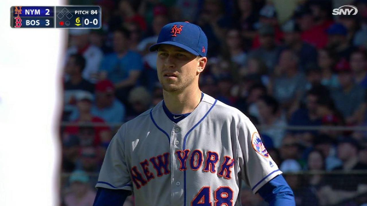2e575231b5d Jacob deGrom continues Cy Young push for Mets