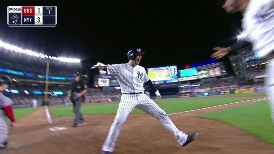 Yankees keep Sox champagne on ice