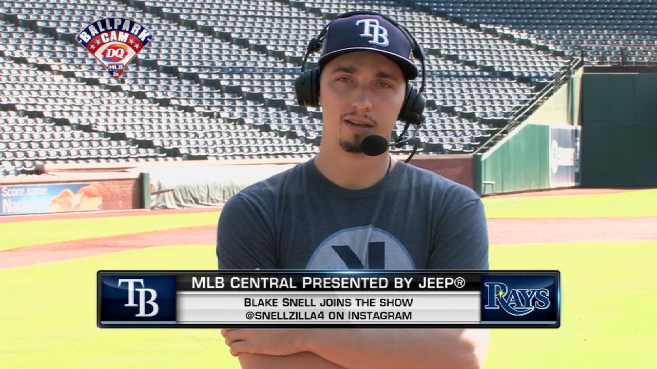 Blake Snell Strong Case For Al Cy Young Loves Physics September 2010 On Mlb Central