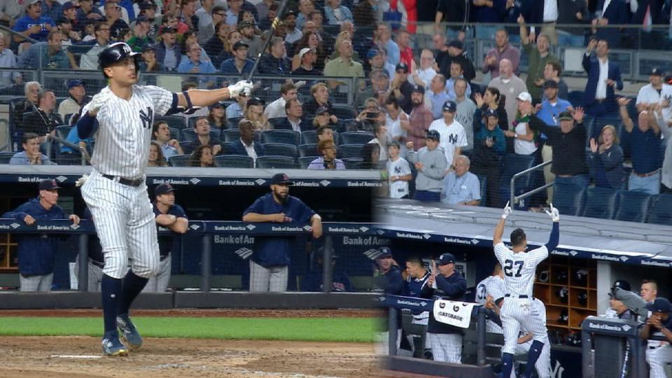 Yankees unable to stop Red Sox's clinching party