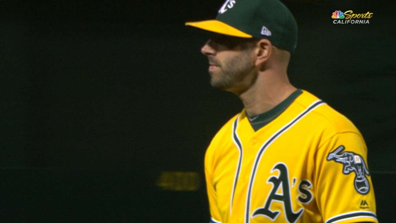Fiers' 6 strong frames vs. Twins
