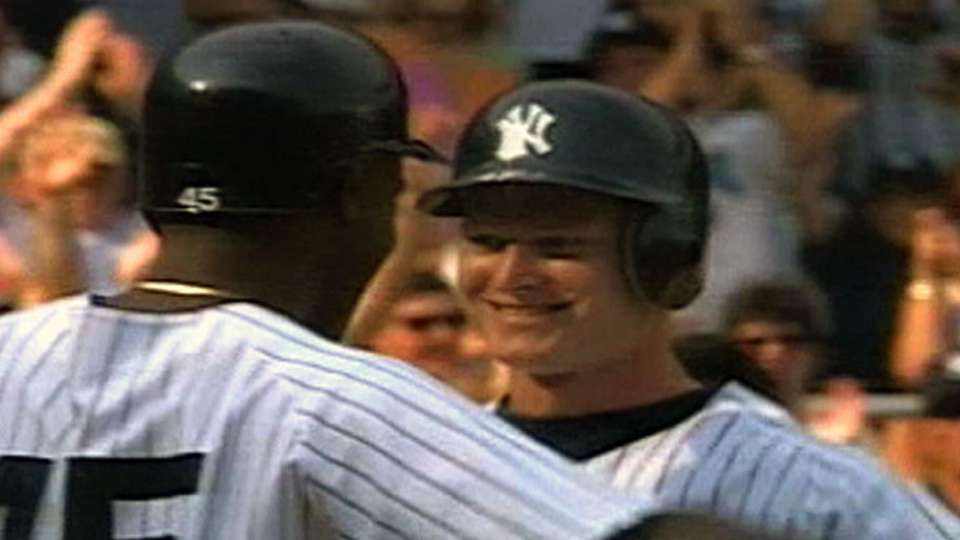 Spencer's 3rd grand slam of '98