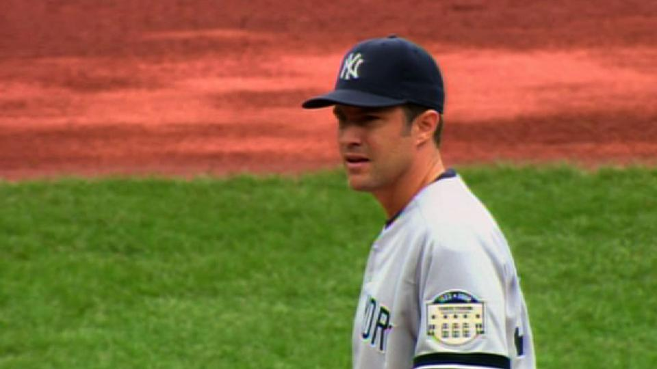 Mussina wins his 20th game