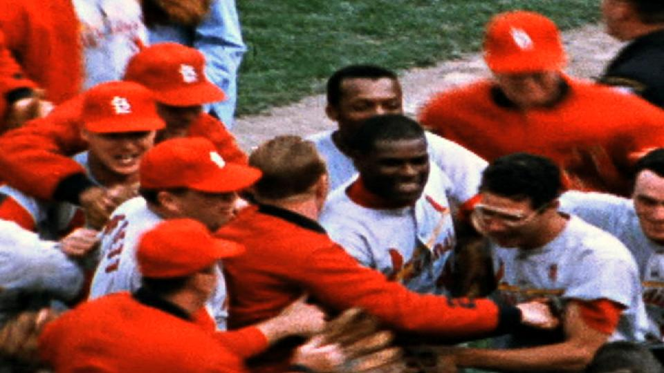 Cardinals win 1967 World Series
