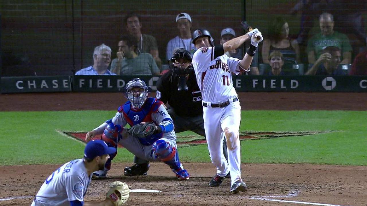 Pollock's 3-run home run