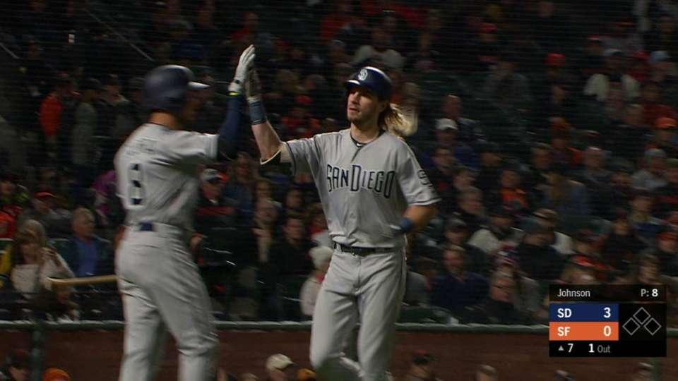 Jankowski's solo home run