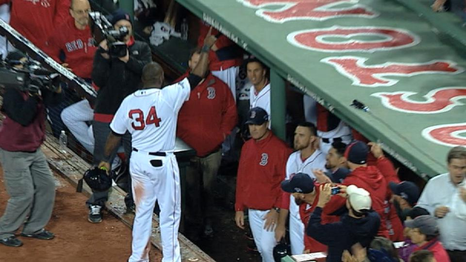 Must C: Ortiz's game-tying slam