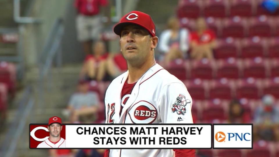 Harvey's future with the Reds