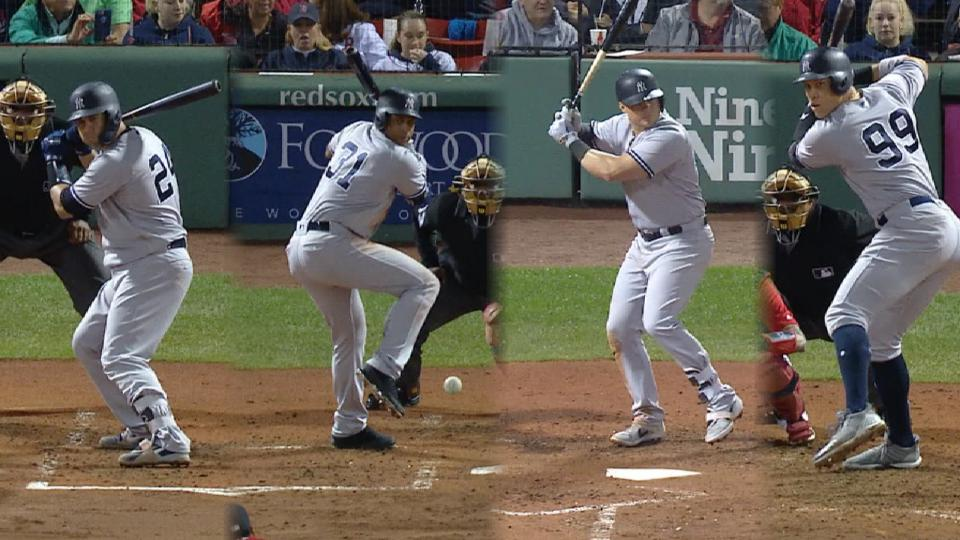Yankees empatan marca de HR