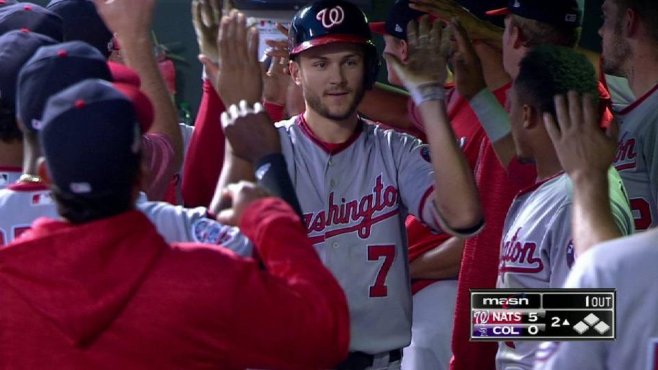 Turner's 2-run homer